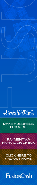 Free Money at FusionCash!